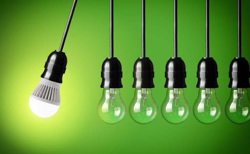 LightwaveRF Dimmers and LEDS